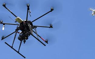Kärntner Jäger schoss Drohne vom Himmel