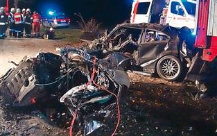 24-Jähriger starb mit 200-PS-Flitzer