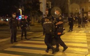 Protest der Klima-''Rebellen'' von Polizei aufgelöst