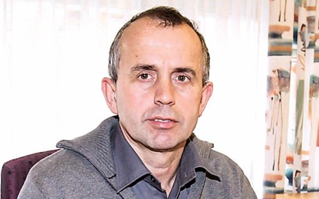 Buergermeister Georg Schoib