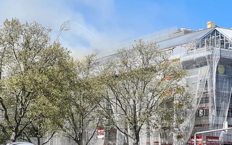 Rätsel um neuen Großbrand im Wiener Donauzentrum