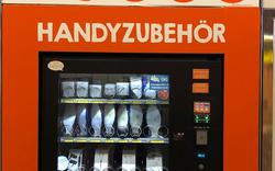 Jetzt gibt es Schutzmasken in Automaten