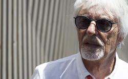 Ecclestone wird mit 89 Jahren nochmals Vater