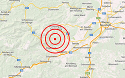 Leichtes Erdbeben in Semmering-Region