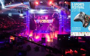 So cool wird das eSports Festival in Wien