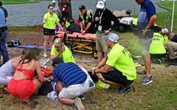 Blitz schlägt bei PGA-Golf-Turnier ein: Mehrere Verletzte