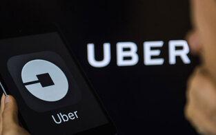 Uber fährt Mega-Quartalsverlust ein