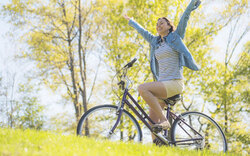 Holen Sie Ihr Fahrrad aus dem Winterschlaf!