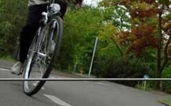 Radfahrer stellte Serien-Einbrecher