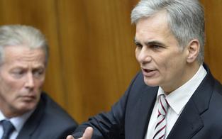 Sonntagsfrage: SPÖ und ÖVP auf Platz 1