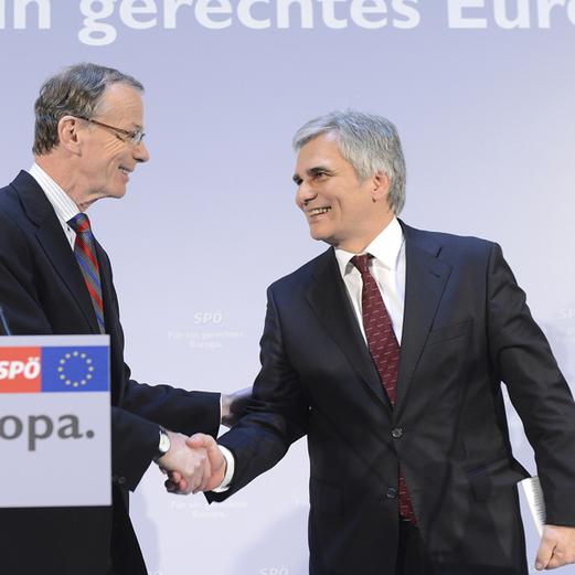 SPÖ nominiert Freund einstimmig