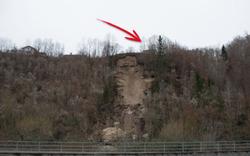Wohnhaus könnte 35 Meter in die Tiefe fallen