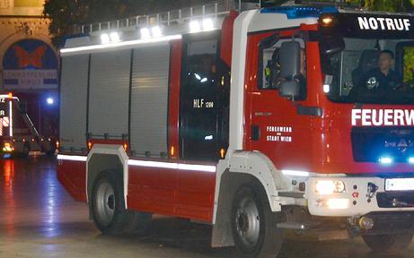 Polizei klärte Brandserie: Fünf Festnahmen