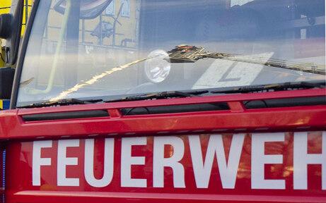 Feuerwehr rettete Hündchen aus Wrack