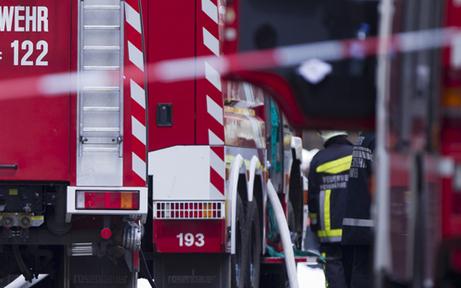 51-Jährige stirbt bei Zimmerbrand in Wien