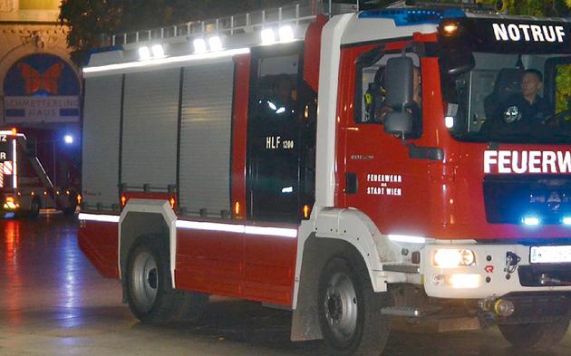 Feuerwehr Hofburg