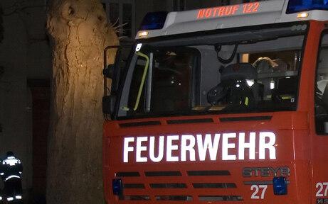 Feuerwehrmanm stirbt bei Einsatz