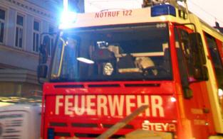 Haus in Brand: Beschwerden wegen lauter Feuerwehr-Sirene