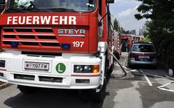 190 Mann bekämpften Großbrand in NÖ