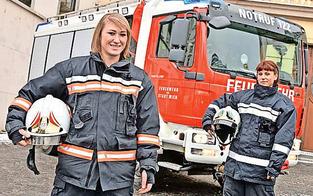 Wiens Feuerwehrfrauen suchen jetzt Verstärkung