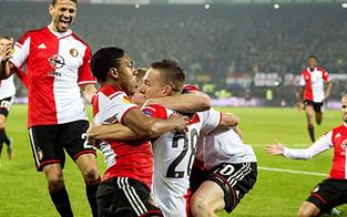 Feyenoord lässt Sevilla zittern