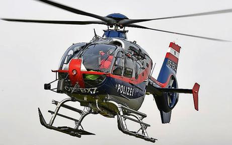 Flugpolizei macht einen Bogen um Wiener Neustadt
