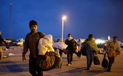 Schwerpunktaktion: 880 Flüchtlinge aufgegriffen