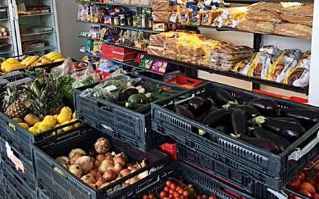 Foodpoint hilft Menschen in Not mit Lebensmitteln