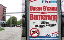 Internet lacht über gefälschtes FPÖ-Plakat