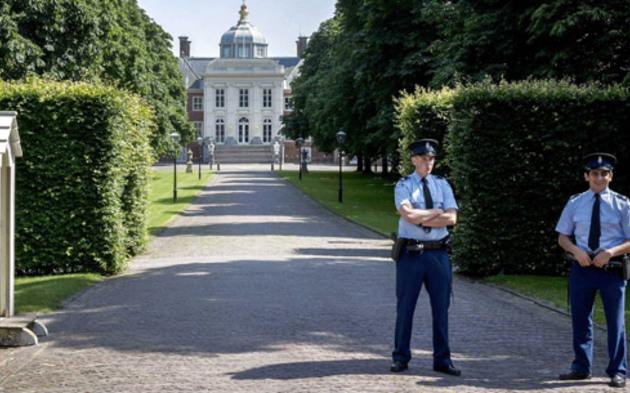 Prinz Friso ist wieder in den Niederlanden