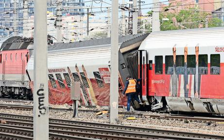 Zug-Crash: Lokführer im Visier der Ermittler