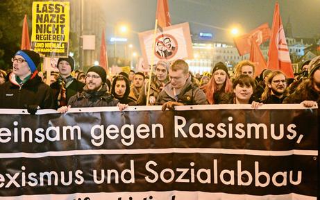 Groß-Proteste gegen Regierung werden Wien lahmlegen