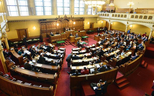 Gemeinderat Wien