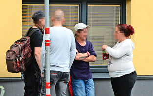 Drogenhölle U6: Stadt und Polizei greifen jetzt ein