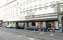 Streit um Währinger Straße mit Anwalt