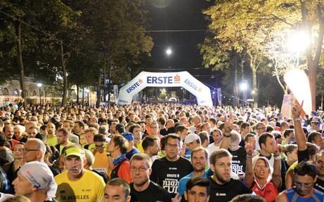 20.206 stürmten die Wiener Ringstraße