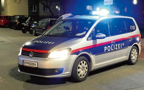 Polizeiauto gerammt: Bedingte Haftstrafe