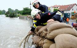 Ausbau von Hochwasserschutz vorgezogen