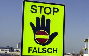 Polizei stoppte zweimal Geisterfahrer auf Autobahn
