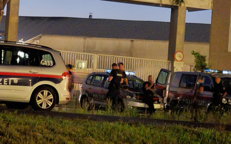 Kopfschuss-Mord bei Shoppingcenter war Tschetschenen-Rache