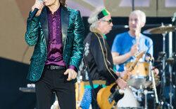 Rolling Stones live: So läuft ihre Show