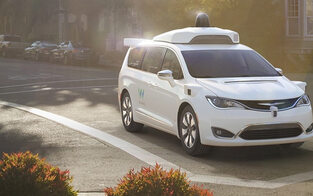 Waymos Robotaxis auch in Los Angeles
