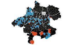 Alle Gemeinde-Ergebnisse im Detail