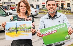 Grüne fordern Stopp für neues Bauprojekt