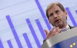 """Hahn: """"Es gibt keine Alternative zum Euro"""""""