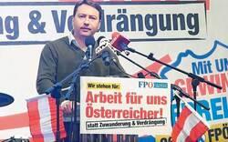 FPÖ erstmals außerhalb Kärntens über 30 Prozent