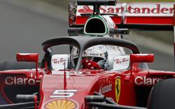 """Formel 1 stimmt gegen Cockpitschutz """"Halo"""""""