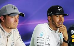 Hamilton fordert Strafe und zeigt Stinkefinger