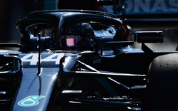 Hamilton schnappt sich 96. Pole in Sotschi
