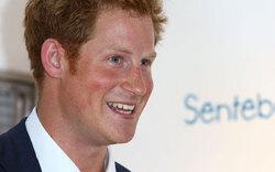Prinz Harry will seinen Neffen beschützen